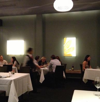 Garibaldi: authentic Italian food in Singapore