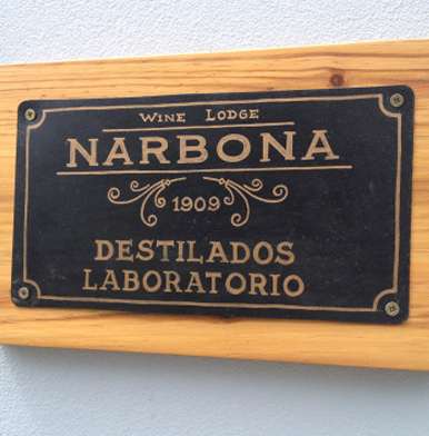 Finca Narbona: Uruguayan restaurant, lodge and winery crafting cheese, pasta and wine