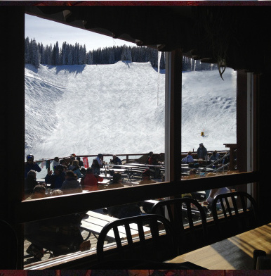 Bonnie's: eating well and quick on the slopes above Aspen