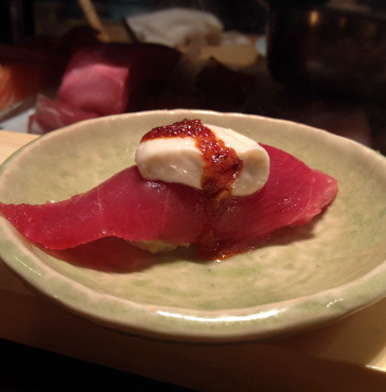 Omakase at Sushi of Gari in New York in pictures