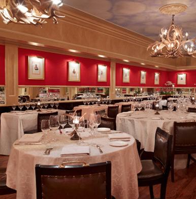 Caribou Club: vip private club dining in Aspen