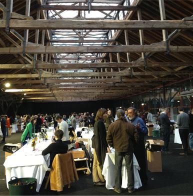 The Real Wine Fair: spotlight on the Italian indigenous grape varietals