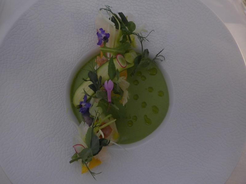 Helene Daroze restaurant London