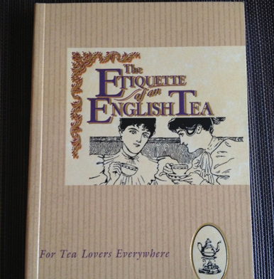 The Etiquette of an English Tea: Beryl Peters
