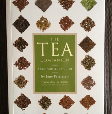 The Tea Companion: Jane Pettigrew