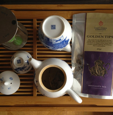 The East India Company: Golden Tips of Ceylon White Tea No 58