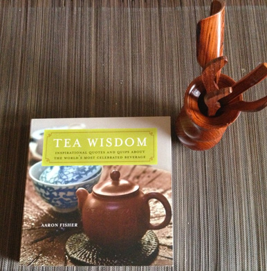 Tea Wisdom: Aaron Fisher