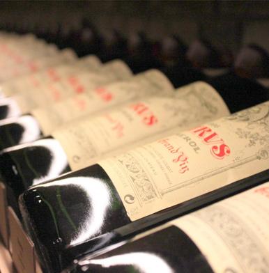 Hedonism: wine luxury triumphs in London's Mayfair
