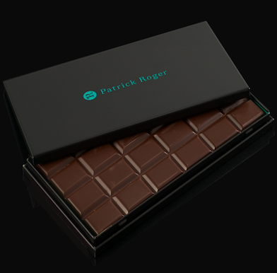 Patrick Roger Rare Dark Chocolate single origin from Haiti
