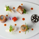 Flaveur: brotherly exotic touch on Michelin gastronomy in Nice