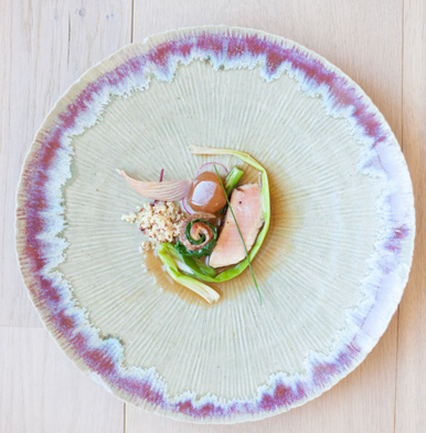 JAN: South-African heritage manifested through love of French cuisine in Côte d'Azur