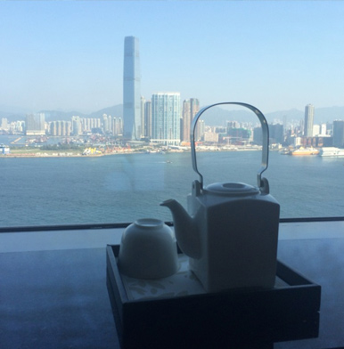 Best tea rooms & shops in Hong Kong