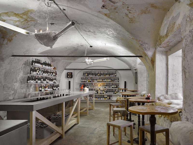 Best wine bars in Prague Bokovka