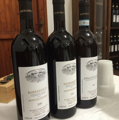 Cantina Rivella Serafino: making wine with love at home in Barbaresco