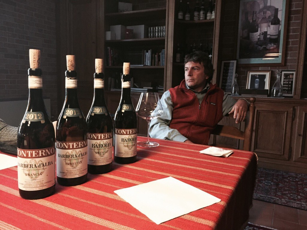 Giacomo Conterno: delayed gratification in purely traditional Barolo