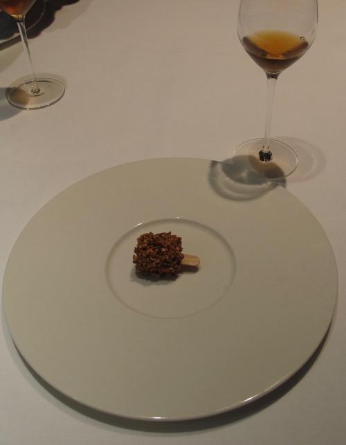Recipe by Osteria Francescana using TRADITIONAL BALSAMIC VINEGAR
