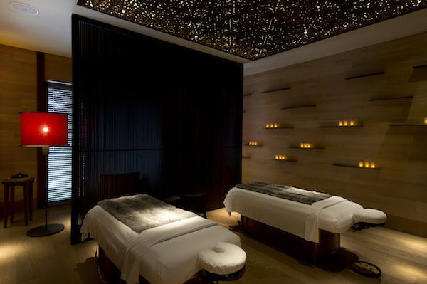 Chedi Spa in Andermatt Massage Suite