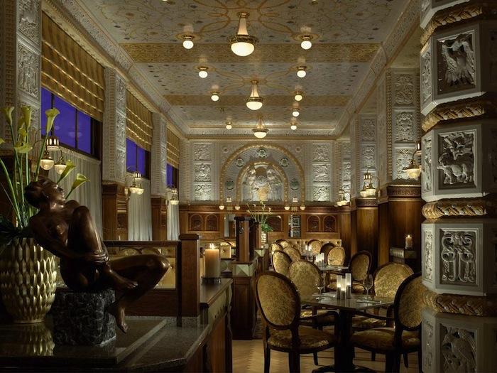 Art Deco design in Prague