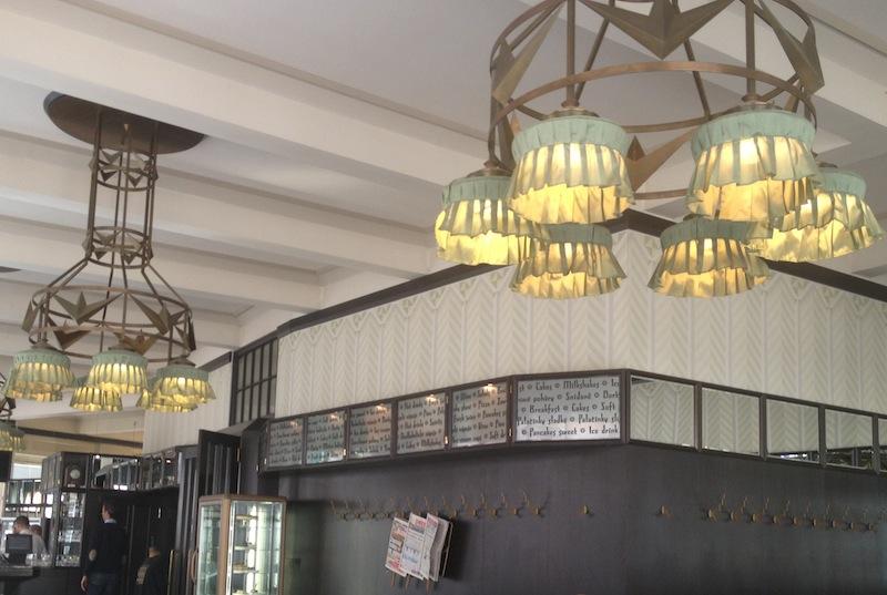 Grand cafe Orient - Czech Cubism