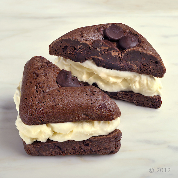 Bev Hills Brownie Company Ice Cream Sandwich