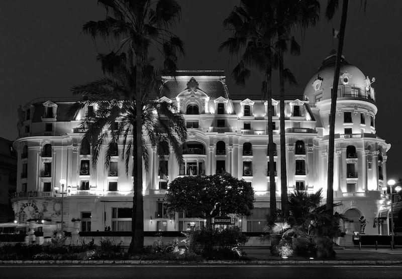 Hotel Le Negresco facade