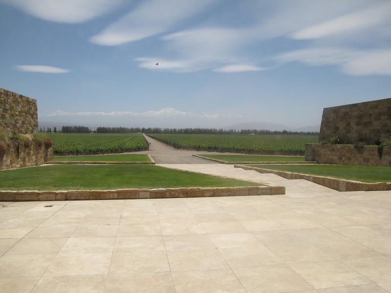 Catena Zapata winery