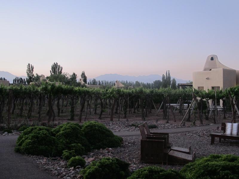 Cavas Wine Lodge in Argentina