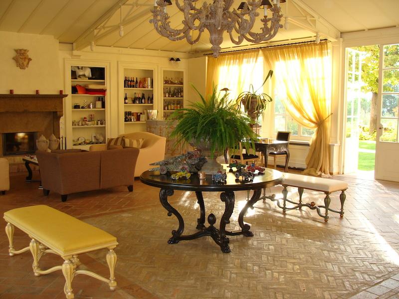 Andana hotel in Tuscany