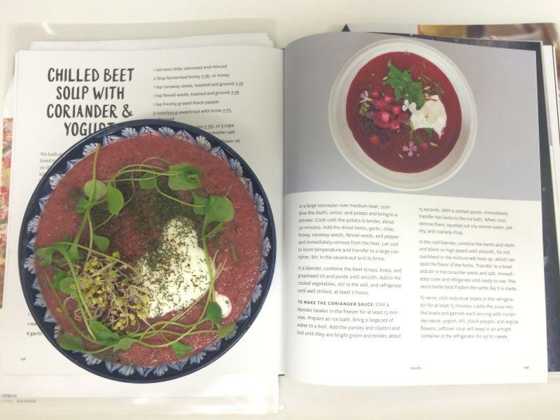 Bar Tartine Cookbook