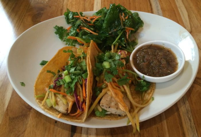 Life Food Kitchen vegan tacos