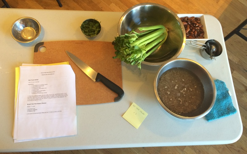Bhagavat Life NYC Ayurvedic vegetarian cooking class