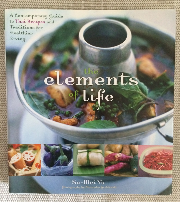 Elements of Life healthy Thai cooking