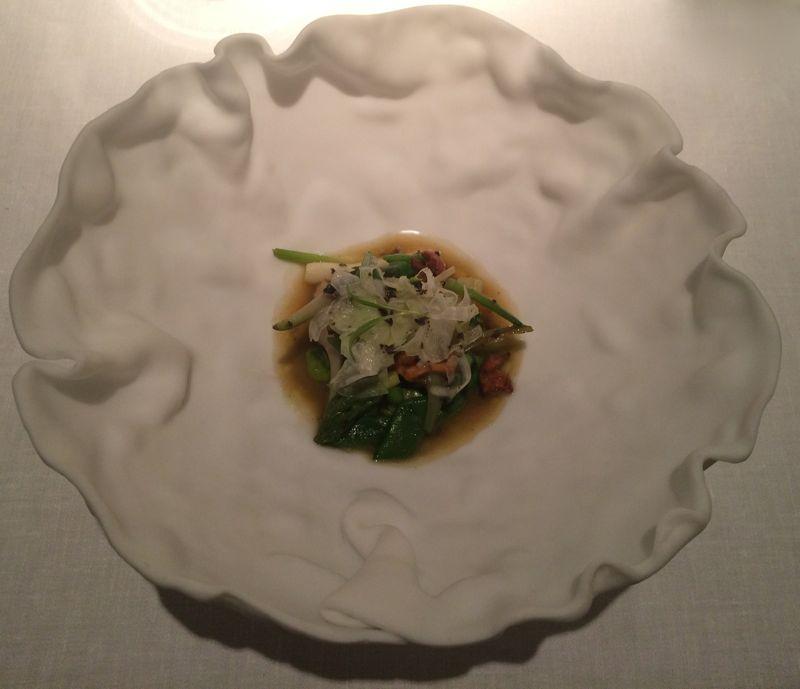 Michelin cuisine San Sebastian