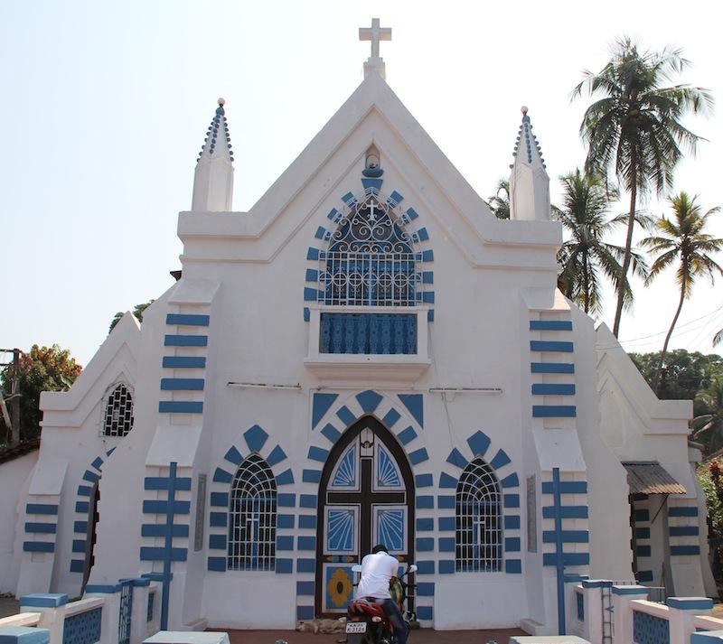 Portuguese architecture in India