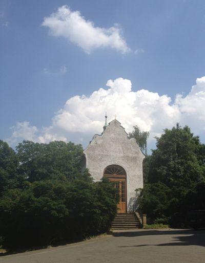 Chapel on Petrin Hill
