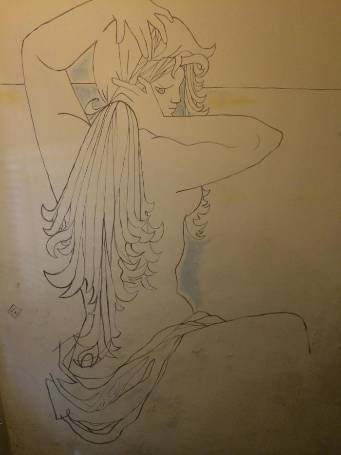 art by Jean Cocteau