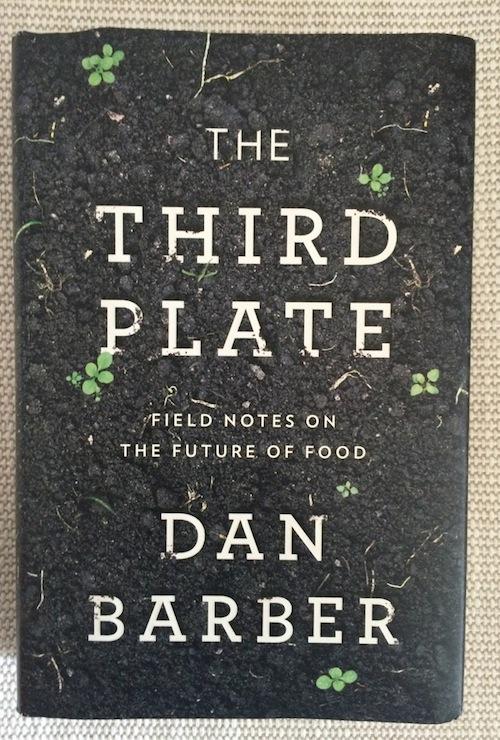 BOOK BY CHEF Dan Barber