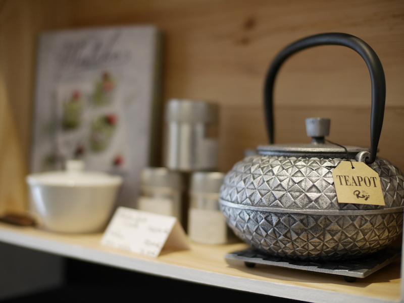 concept tea store in Monaco
