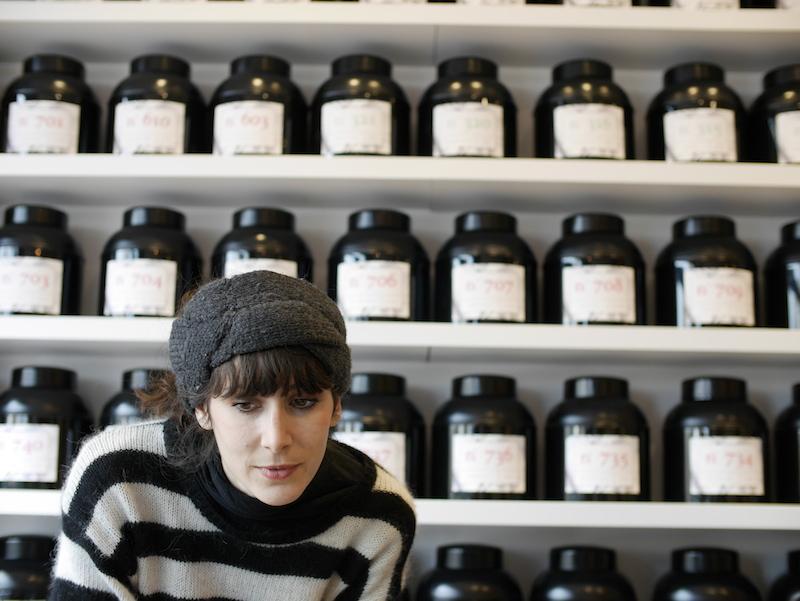 Le Teashop concept tea store in Monaco