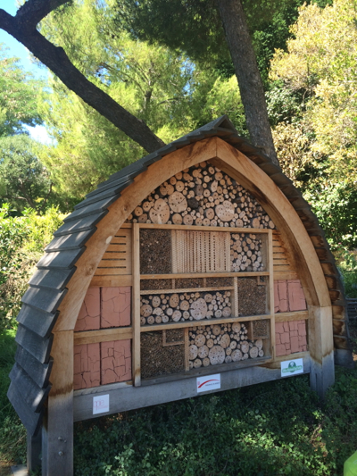 Ecological Insect house