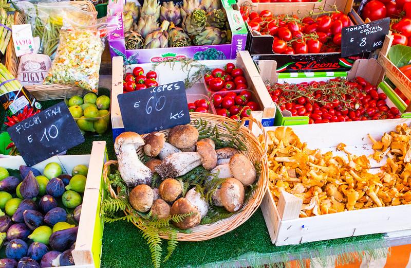 Mediterranean fresh produce
