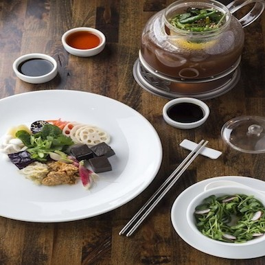 Top New York healthy, plant-based dining