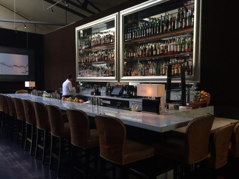 Spruce restaurant in San Francisco