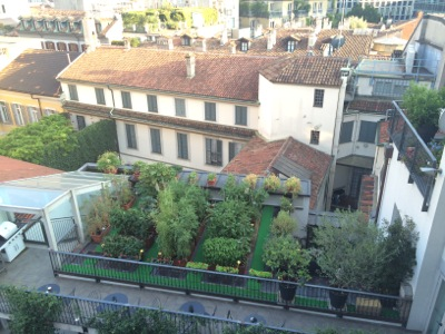 urban agriculture in Milan