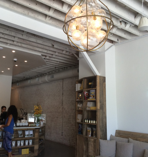 organic Los Angeles plant-based eatery MAKE OUT Culver City