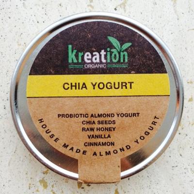 vegan coconut yogurt