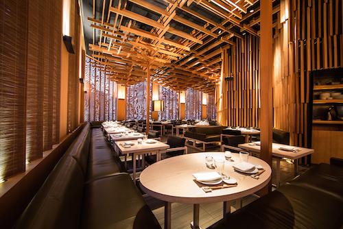 restaurant Sake no hana in London