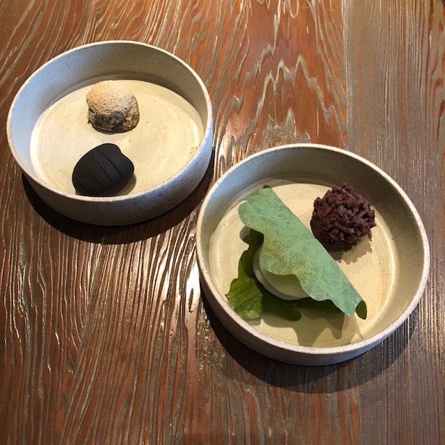 Japanese wagshi sweets