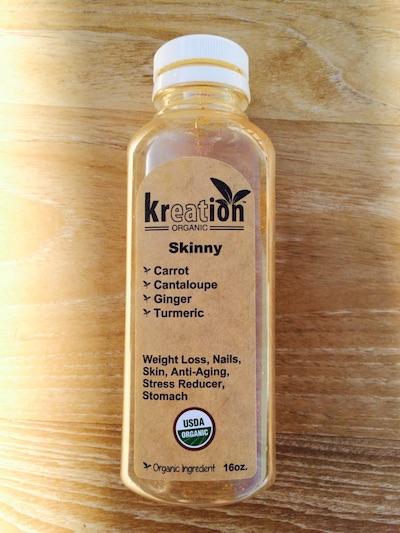 organic raw juice