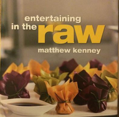 Matthew Kenney raw book
